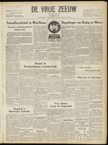 de Vrije Zeeuw 1951-06-01