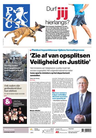 Provinciale Zeeuwse Courant 2017-06-01