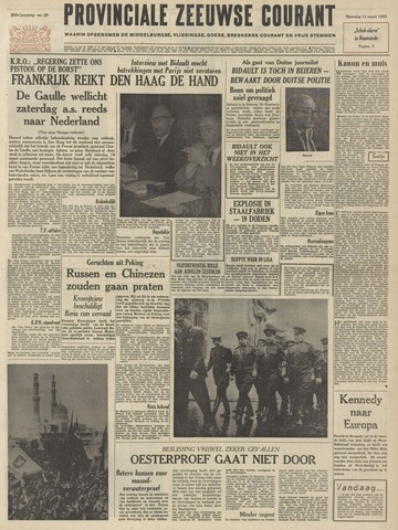 Provinciale Zeeuwse Courant 1963-03-11
