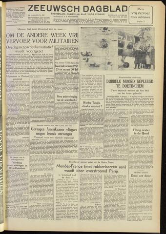 Zeeuwsch Dagblad 1955-01-22