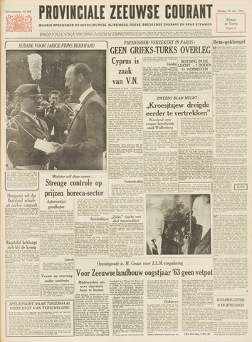 Provinciale Zeeuwse Courant 1964-06-30