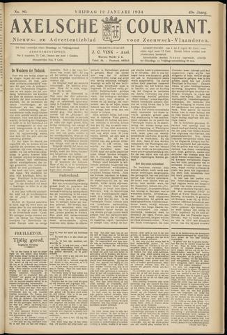 Axelsche Courant 1934-01-12