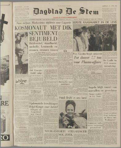 de Stem 1961-04-15