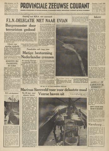 Provinciale Zeeuwse Courant 1961-04-01