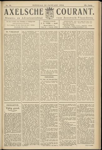 Axelsche Courant 1934-01-16