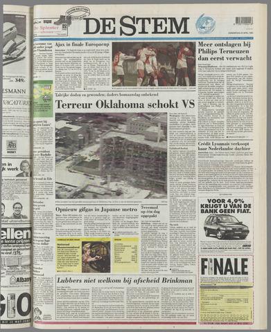de Stem 1995-04-20