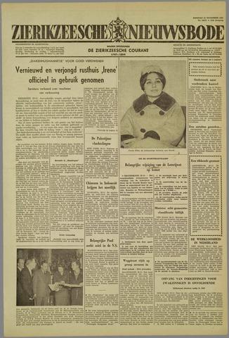 Zierikzeesche Nieuwsbode 1959-11-24