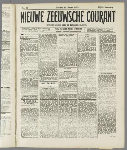 Nieuwe Zeeuwsche Courant 1909-03-16