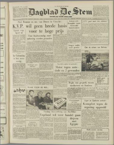 de Stem 1957-05-13