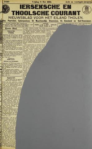 Ierseksche en Thoolsche Courant 1931-05-08
