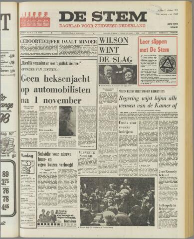 de Stem 1974-10-11