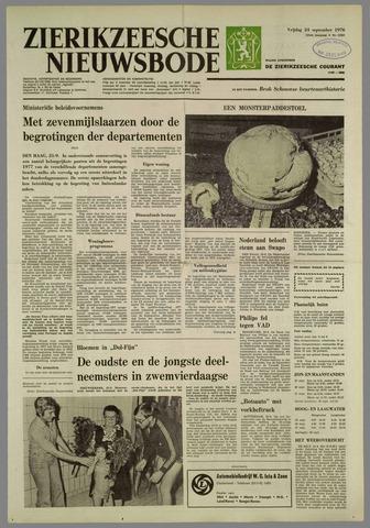 Zierikzeesche Nieuwsbode 1976-09-24