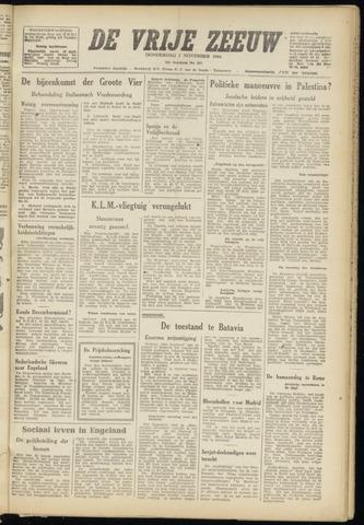 de Vrije Zeeuw 1946-11-07