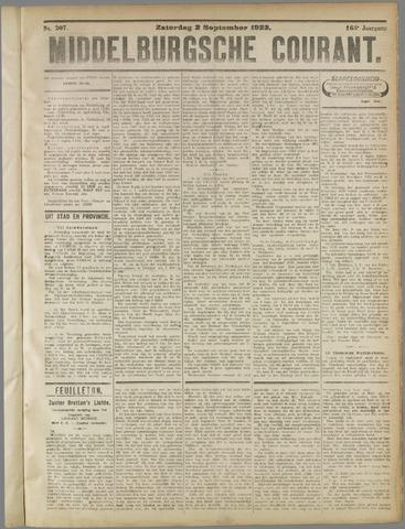 Middelburgsche Courant 1922-09-02