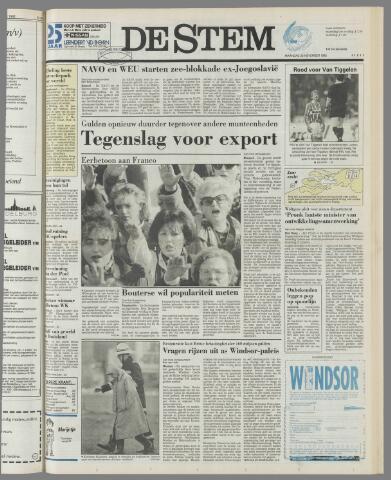 de Stem 1992-11-23