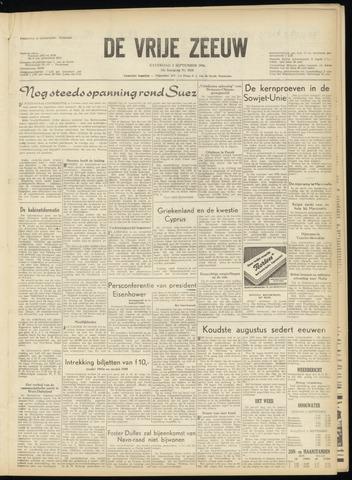 de Vrije Zeeuw 1956-09-01