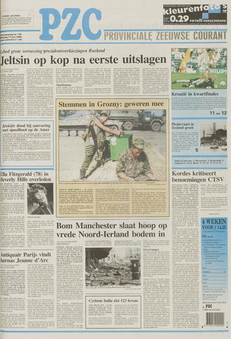 Provinciale Zeeuwse Courant 1996-06-17
