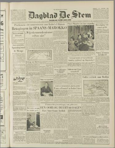 de Stem 1954-01-22