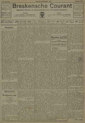 Breskensche Courant 1932-02-13