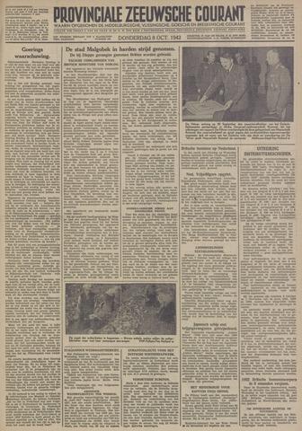 Provinciale Zeeuwse Courant 1942-10-08