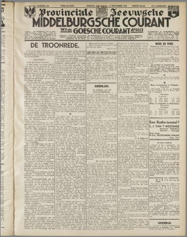 Middelburgsche Courant 1934-09-18
