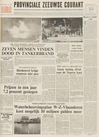 Provinciale Zeeuwse Courant 1971-07-21