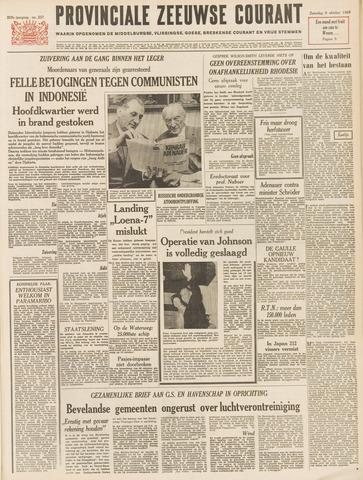 Provinciale Zeeuwse Courant 1965-10-09