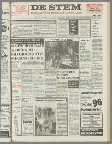 de Stem 1977-04-22