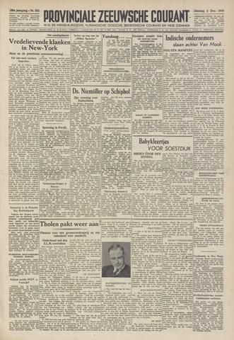 Provinciale Zeeuwse Courant 1946-12-03