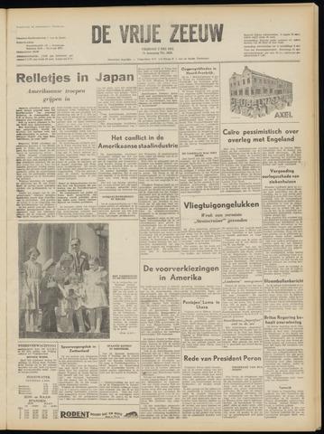 de Vrije Zeeuw 1952-05-02