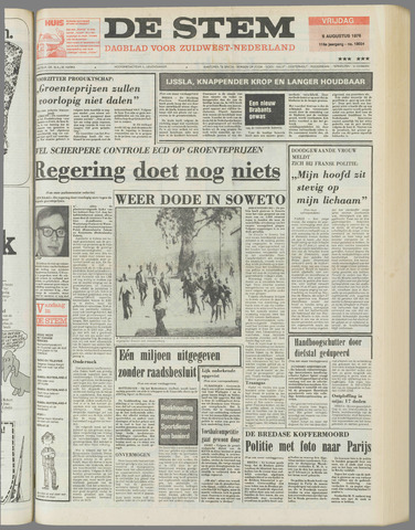 de Stem 1976-08-06