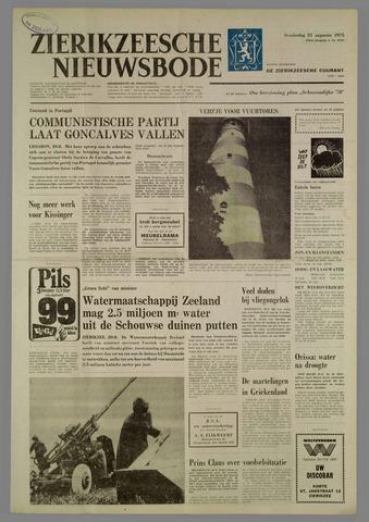 Zierikzeesche Nieuwsbode 1975-08-21