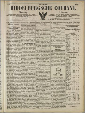Middelburgsche Courant 1903-01-05