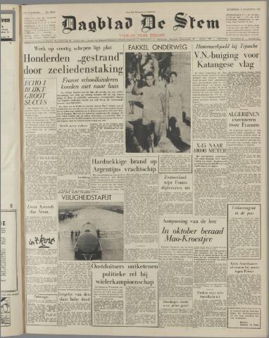 de Stem 1960-08-13