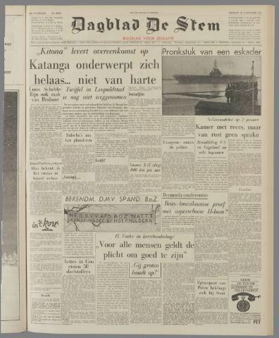 de Stem 1961-12-22