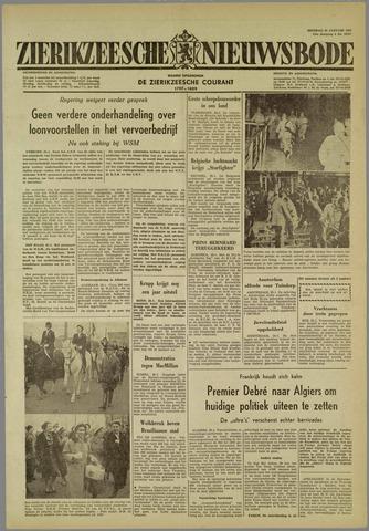 Zierikzeesche Nieuwsbode 1960-01-26