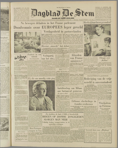de Stem 1954-08-31
