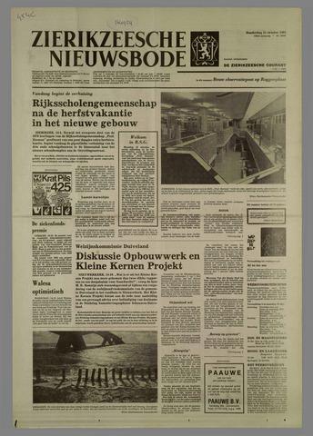 Zierikzeesche Nieuwsbode 1981-10-15