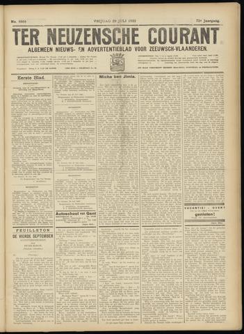 Ter Neuzensche Courant. Algemeen Nieuws- en Advertentieblad voor Zeeuwsch-Vlaanderen / Neuzensche Courant ... (idem) / (Algemeen) nieuws en advertentieblad voor Zeeuwsch-Vlaanderen 1932-07-29