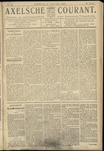 Axelsche Courant 1937-01-19