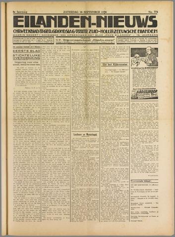 Eilanden-nieuws. Christelijk streekblad op gereformeerde grondslag 1936-09-26