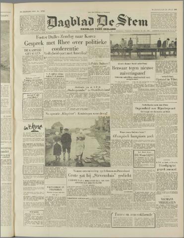 de Stem 1953-07-29