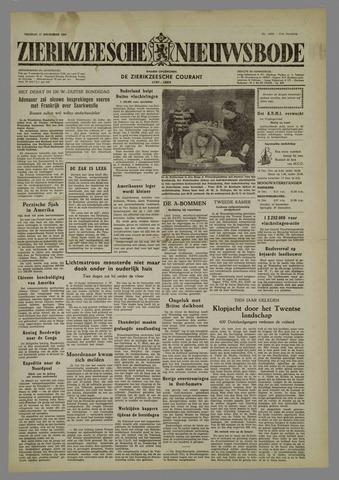 Zierikzeesche Nieuwsbode 1954-12-17