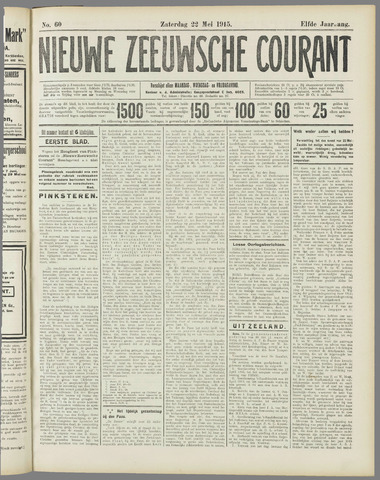 Nieuwe Zeeuwsche Courant 1915-05-22