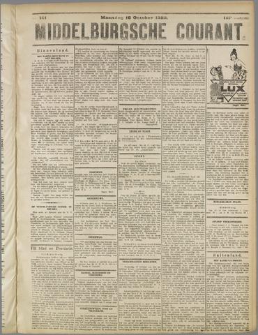 Middelburgsche Courant 1922-10-16