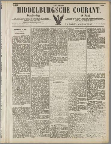 Middelburgsche Courant 1903-06-18