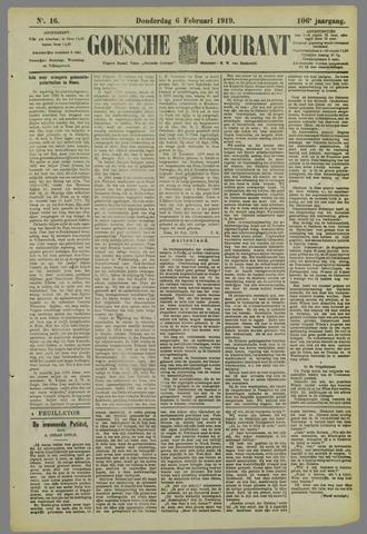 Goessche Courant 1919-02-06