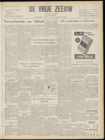 de Vrije Zeeuw 1955-06-27