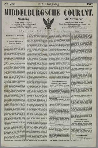 Middelburgsche Courant 1877-11-26