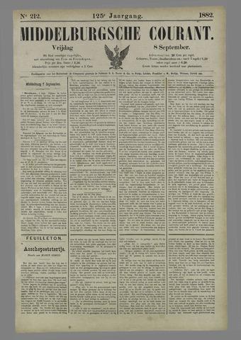 Middelburgsche Courant 1882-09-08